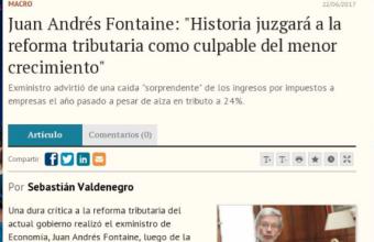 Juan Andrés Fontaine: