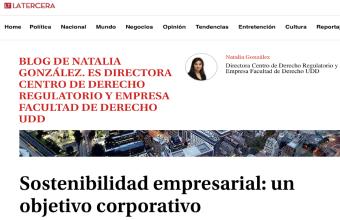 Sostenibilidad empresarial: un objetivo corporativo