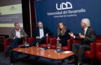 CDRE UDD realiza Seminario sobre Integridad y Buenas Prácticas en las Organizaciones