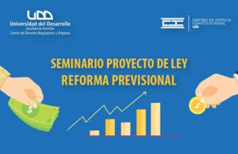 Seminario Proyecto de Ley Reforma Previsional