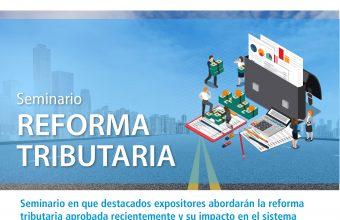Seminario Reforma Tributaria, Programa