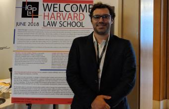 Sergio Verdugo, participa en conferencia