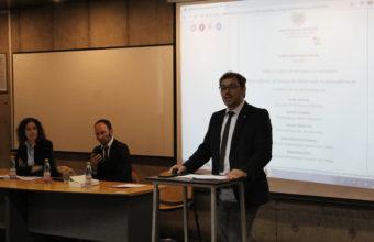 Profesor Sergio Verdugo participa en conferenciasobre