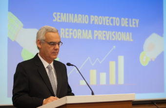 Subsecretaria de Previsión Social expuso en seminario sobre reforma a pensiones