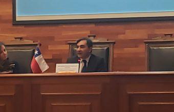 Profesor Díaz de Valdés expone en el Tribunal Constitucional