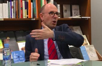 Ponencia del Dr. Josep María Castellá, de la Universidad de Barcelona desarrollado en el CJC