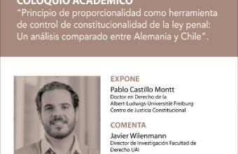 Coloquio Academico, con Pablo Castillo M.