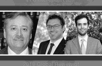 Profesores de Derecho publican un capítulo en el Global Review of Constitutional Law