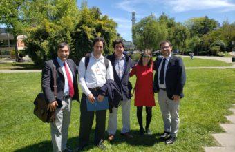 Profesores  de nuestra Facultad participan en XLVIII Jornadas Chilenas de Derecho Público