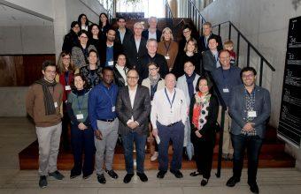 Exitosa realización de workshop Internacional en sede Santiago.