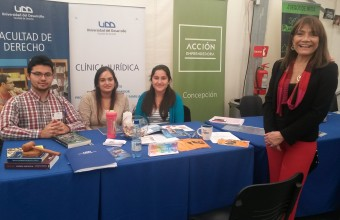 Clínica Jurídica participa en  la eWeek UDD 2016.