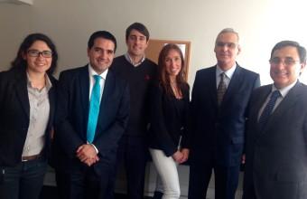 CLINICA JURIDICA SUSCRIBE CONVENIO DE COLABORACION CON ASECH-DEFEM