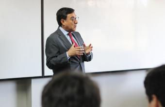 Clínica Jurídica inicia actividades del año académico 2018