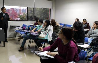 Clínica Jurídica dicto taller Legal para participantes del programa Incuba UDD