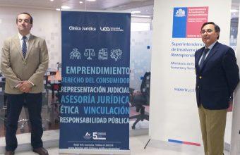 """Clínica Juridíca organiza charla:  """"Alternativas legales en situaciones de insolvencia"""""""