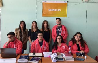 Clínica Jurídica participa en Operativo Sonríe UDD en Quillón