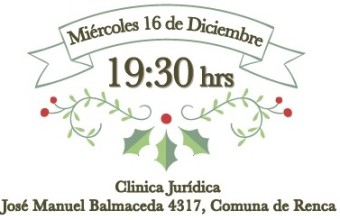 Navidad en Clínica Jurídica