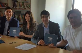 Clínica Jurídica firma convenio con la Unidad de Defensa del Emprendedor