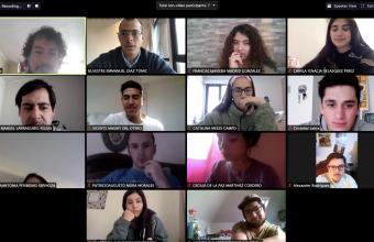 Sernac da charla online a alumnos de Clínica Juridica I
