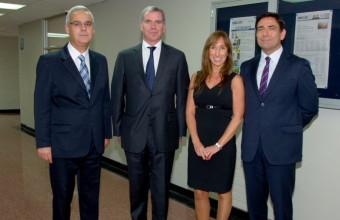 Académico y ex ministro de Estado, Felipe Bulnes, inauguró año académico de la Facultad de Derecho en Concepción.