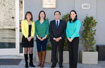 Clínica Jurídica  y Asociación de Emprendedores de Chile (ASECH) firmarán convenio que beneficiará a los emprendedores de la VIII región