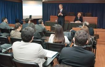 Con la participación del Rector se realiza reunión extraordinaria de profesores