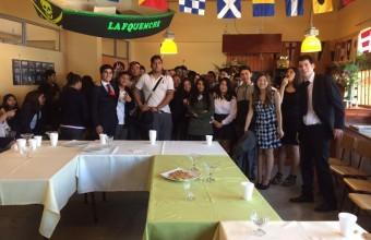 Alumnos de Responsabilidad Pública realizan talleres en distintos establecimientos educacionales