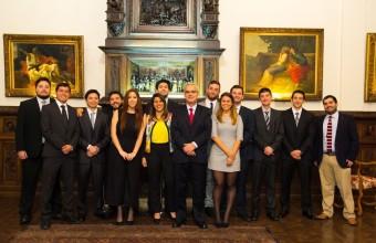 Facultad Realiza Cena de Egresados 2017
