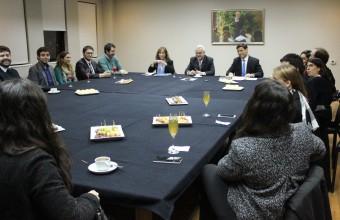 Autoridades y Exalumnos de la Facultad participan en Reunión de Egresados