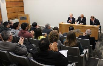 """Presentación  """"Textos Fundamentales para el Estudio de la Historia del Derecho"""""""