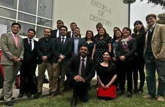 Profesor Renzo Munita participa en las VII Jornadas de Derecho del Consumo