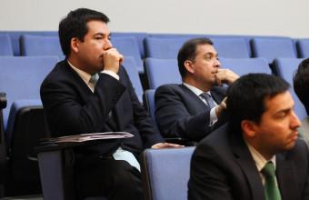 Docentes de Santiago y Concepción participan en reunión de profesores