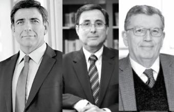 Profesores asumen como abogados Integrantes de la Corte de Apelaciones de Concepción
