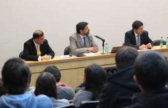 Profesores analizan fallos destacados del 2017