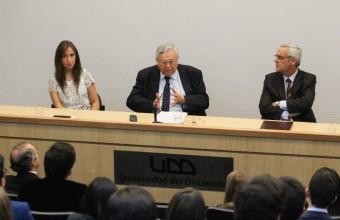 Derecho Concepción dio inicio a año académico 2018