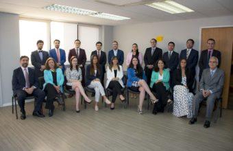 Ceremonia de Titulación delMagíster en Derecho de la Empresa