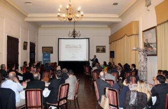 Reunión de trabajo y Cena de Finalización del Año Académico en Concepción