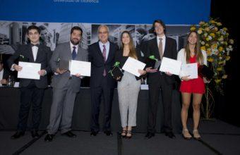 Ceremonia de Premiación Año Académico 2018 UDD