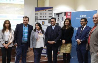 """Docentes participan en Conferencia: """"Tribunal Constitucional Perspectivas y Desafíos""""."""