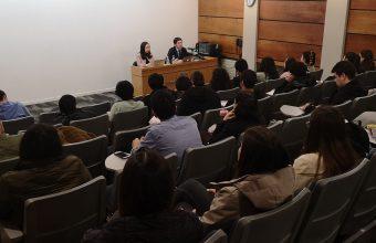 Facultad de Derecho UDD realiza Charlas de Derecho Civil