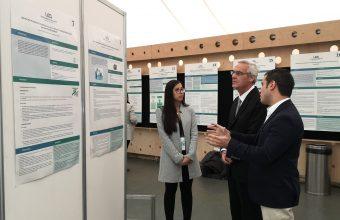 Participación de egresados en Feria de Ciencias e Innovación UDD