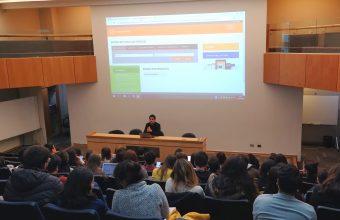 Con éxito se realizó capacitación en Westlaw a alumnos de la Facultad