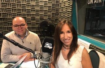 Bárbara Ivanschitz conversó acerca del proceso constituyente, en Radio el Conquistador