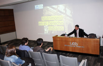 Facultad de Derecho realizó Charla sobre el Derecho Indiano en Concepción