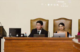 Dr. Renzo Munita expone en Corte de Apelaciones Concepción