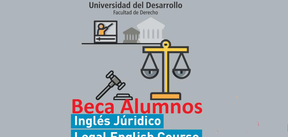 Beca Alumnos Curso Inglés Jurídico