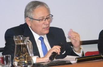 Confirman al Profesor Iván Aróstica como nuevo Presidente del TC