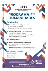Programa Humanidades 2017