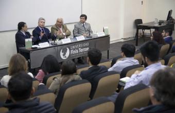 """Profesor del Magíster en Derecho Ambiental publica libro """"Ecología y Sociedad"""
