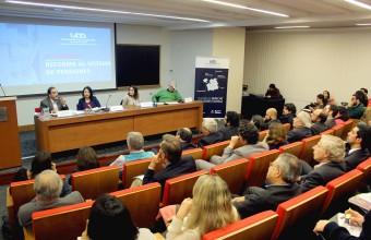 Centro de Derecho Regulatorio y Empresa realiza seminario sobre la reforma al sistema de pensiones